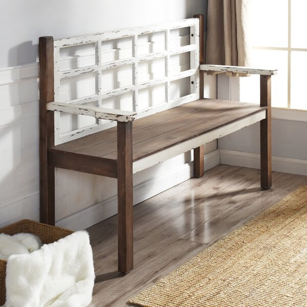 Avalynn Bench by Gracie Oaks Gracie Oaks