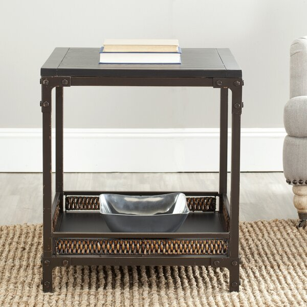 Dinesh End Table by August Grove