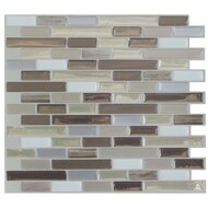 Peel and Stick Backsplash Tile