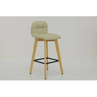 copenhagen wooden 61cm bar stool by dcor design deal shop