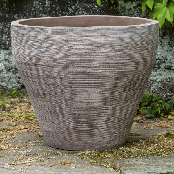 Muslin 3-Piece Pot Planter Set by Campania International