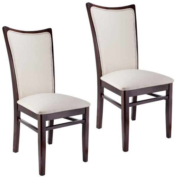 Ezzell Upholstered Dining Chair (Set of 2) by Darby Home Co