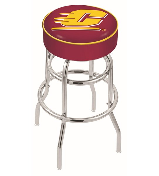 NCAA Swivel Counter And Bar Stool By Holland Bar Stool