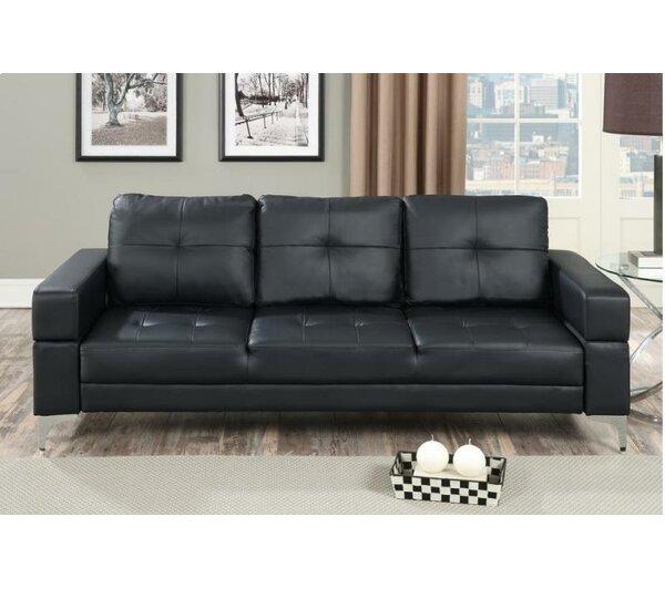 Katya Sleeper Sofa by Ebern Designs