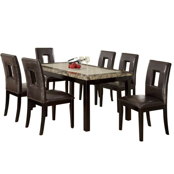 Massucci 7 Piece Dining Set by Red Barrel Studio