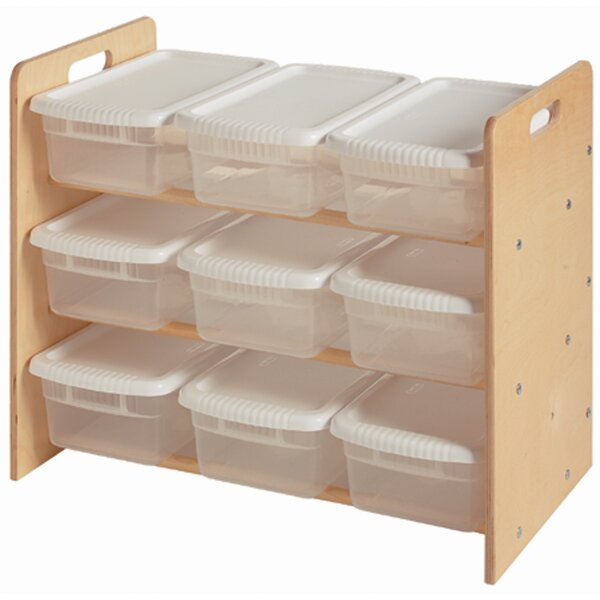 Double Sided 9 Compartment Cubby by Little Colorad