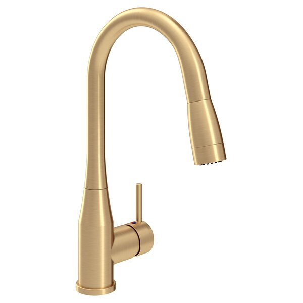 Sereno Pull Down Single Handle Kitchen Faucet by Symmons