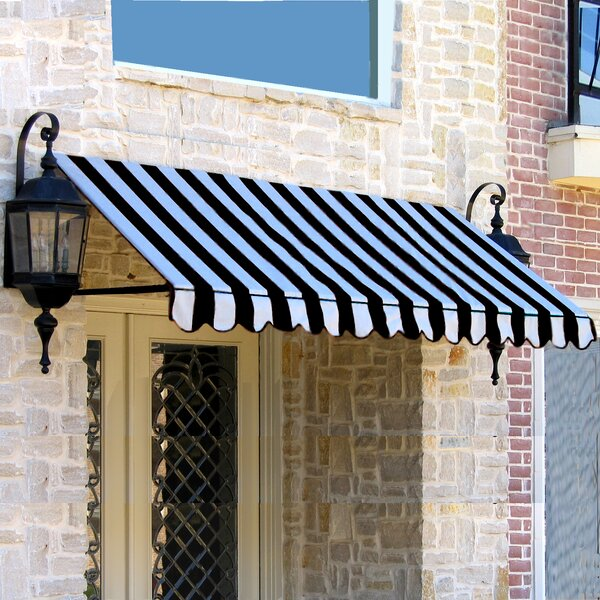 Dallas Retro Window Awning by Awntech