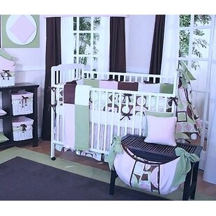 Find Modern Baby Girl Bumper ByBrandee Danielle
