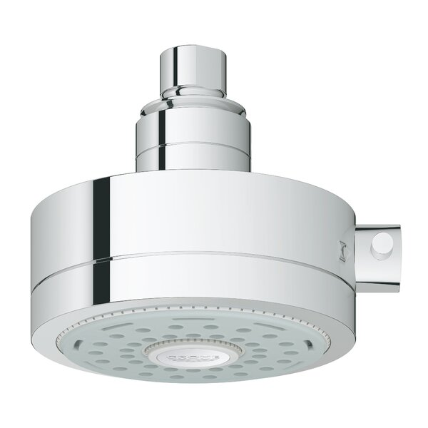 Relexa Deluxe Volume Control Shower Head With DreamSpray By GROHE