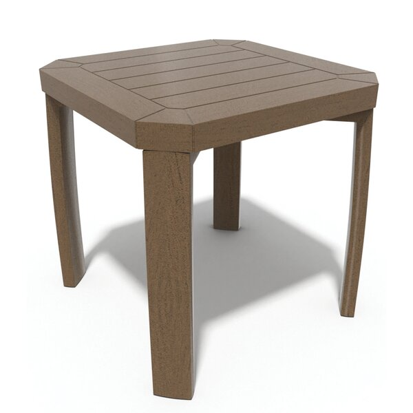 Soho Aluminum Side Table by Winston