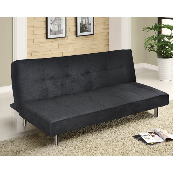 Urban Shop Microfiber Convertible Sofa by Idea Nuova