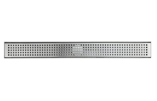 Linear Shower Drain by eModern Decor
