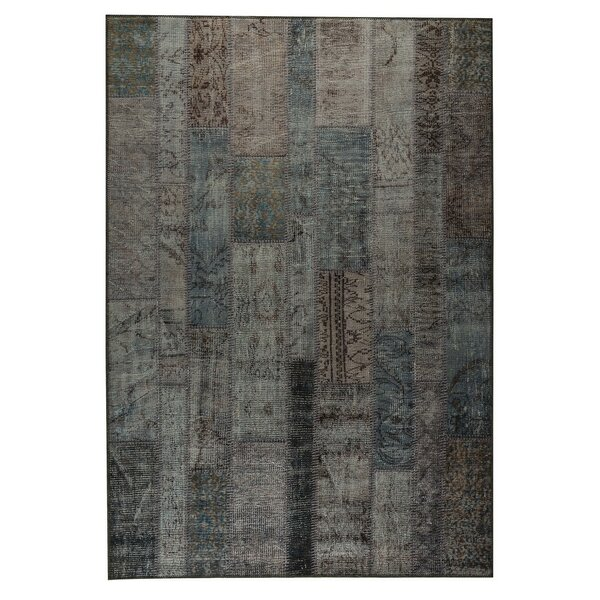 Quickep Hand woven Atmosphere Blue /Green Area Rug by World Menagerie