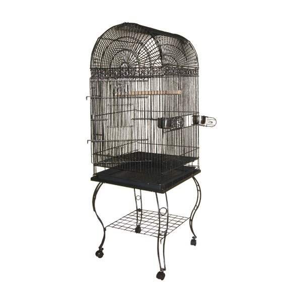 Henshaw Economy Dome Top Cage by Tucker Murphy Pet