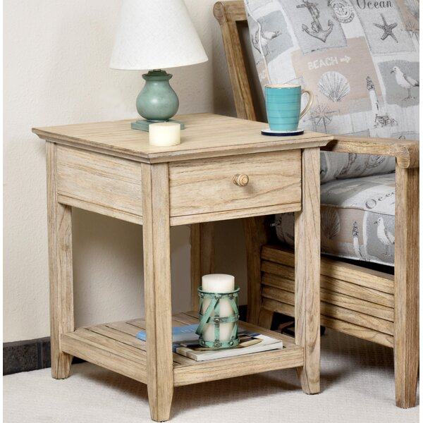 Haylee End Table By Rosecliff Heights