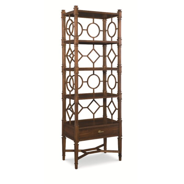 Glendale Etagere Bookcase by Fine Furniture Design
