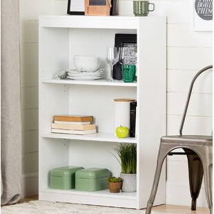 Inexpensive Axess Standard Bookcase By South Shore