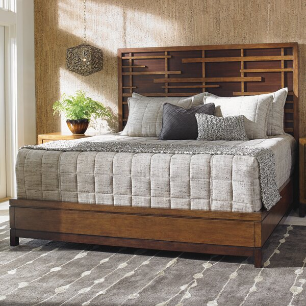 Island Fusion Panel Bed by Tommy Bahama Home