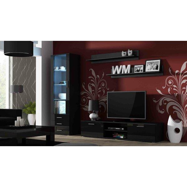 Ellenburg Entertainment Center For TVs Up To 78