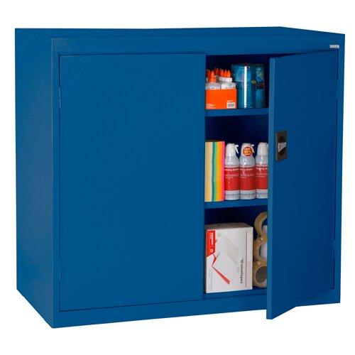 Elite Series 2 Door Storage Cabinet by Sandusky Cabinets