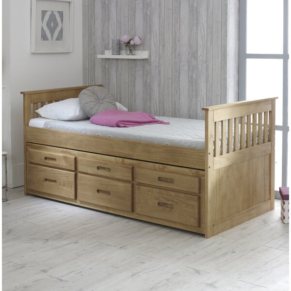 just kids captains single cabin bed with trundle and 17073 | captains single cabin bed with trundle and drawers