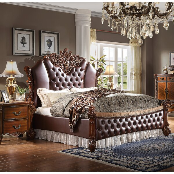 Arine Upholstered Standard Bed By Astoria Grand by Astoria Grand Best Choices