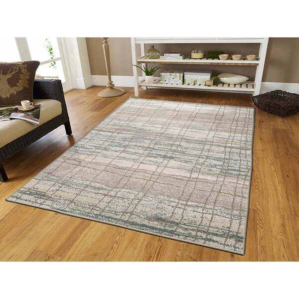 Cedarburg Beige Indoor/Outdoor Area Rug By Williston Forge