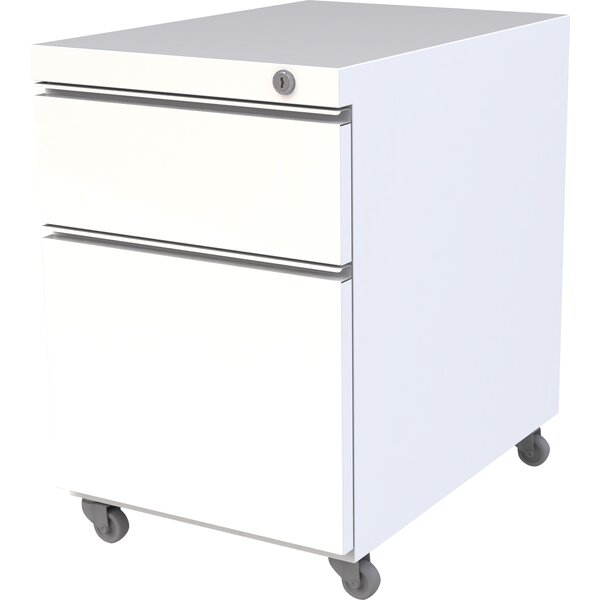 EYHOV Workstations Accessories 2 Drawer Mobile  File by Scale 1:1