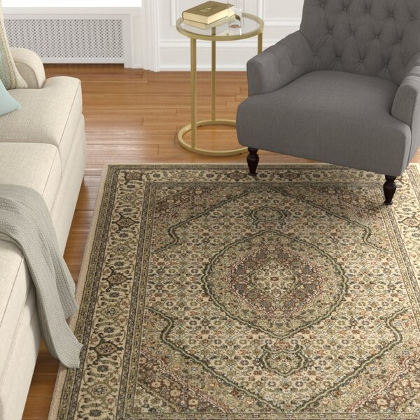 Bayhills Ivory Area Rug by Astoria Grand