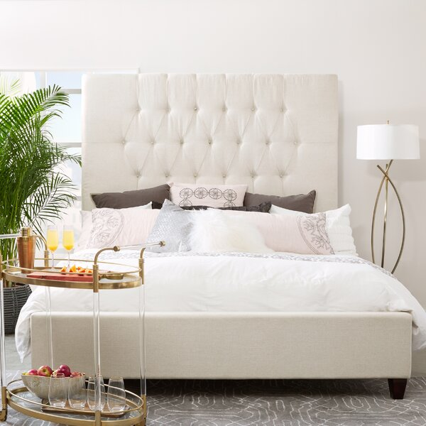 Adelina Upholstered Panel Headboard by Mercer41