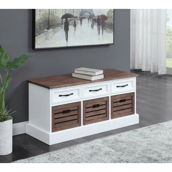 Sams Storage Bench by Breakwater Bay