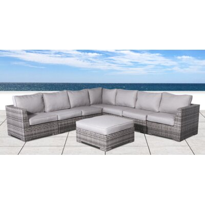 Sol 72 Outdoor Patio Sectional Cushions Color Sofas