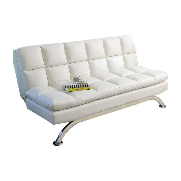 Terpstra Euro Lounger Convertible Sofa By Orren Ellis