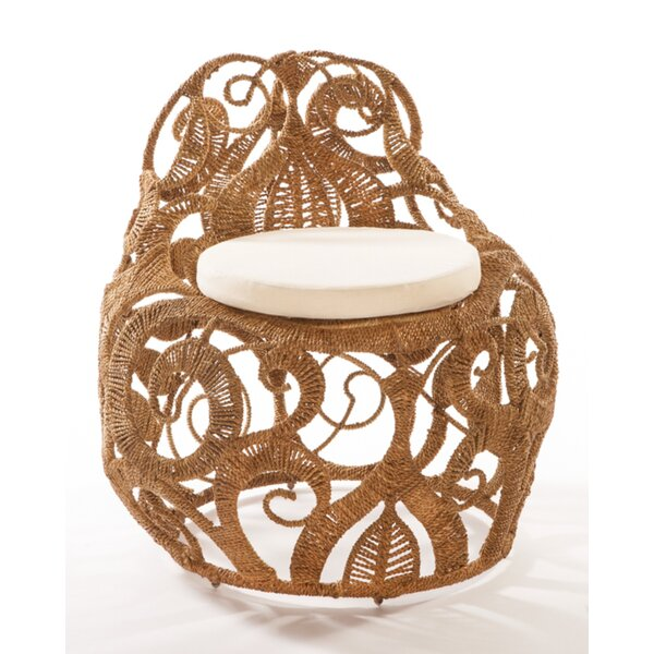 Rope Lace Stool by Jo-Liza International Corp.