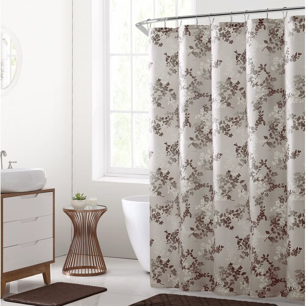 Estevao Printed Shower Curtain Set by One Allium Way