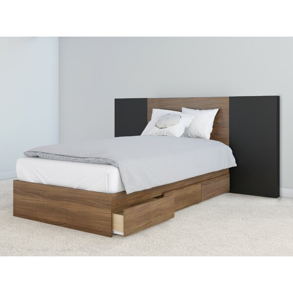 Porrima Storage Platform Bed by Mack & Milo