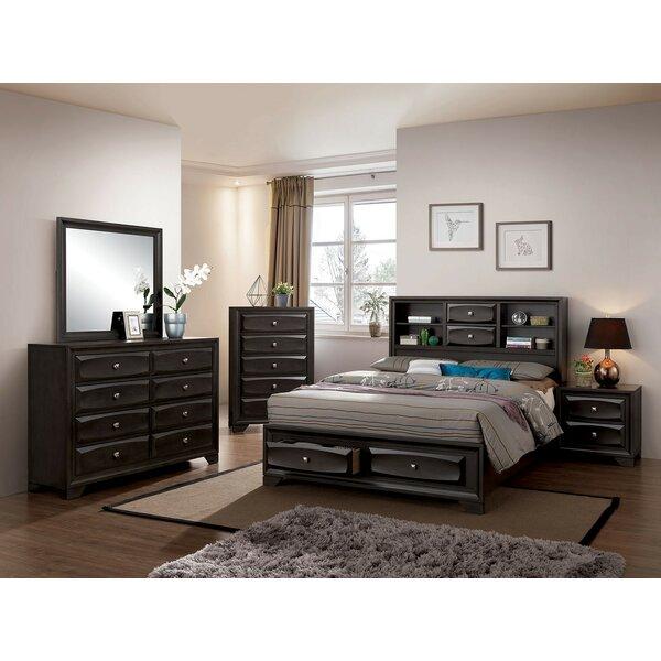 Mccafferty Storage Standard Bed by Winston Porter