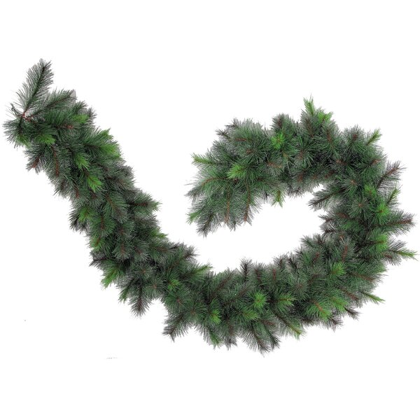 Christmas Pine Garland with Edge by Admired by Nature