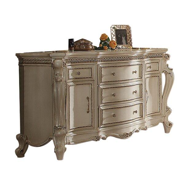 Curcio 5 Drawer Combo Dresser by Astoria Grand