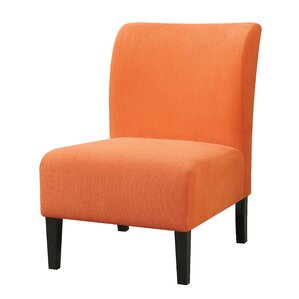 Gaelle Contemporary Slipper Chair