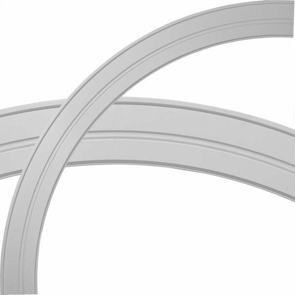 Milton 84 3/4H x 84 3/4W x 5 1/4D Ceiling Ring by Ekena Millwork
