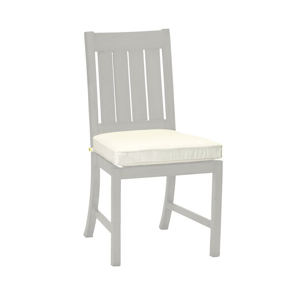 Club/Croquet Patio Dining Chair with Cushion (Set of 2) by Summer Classics