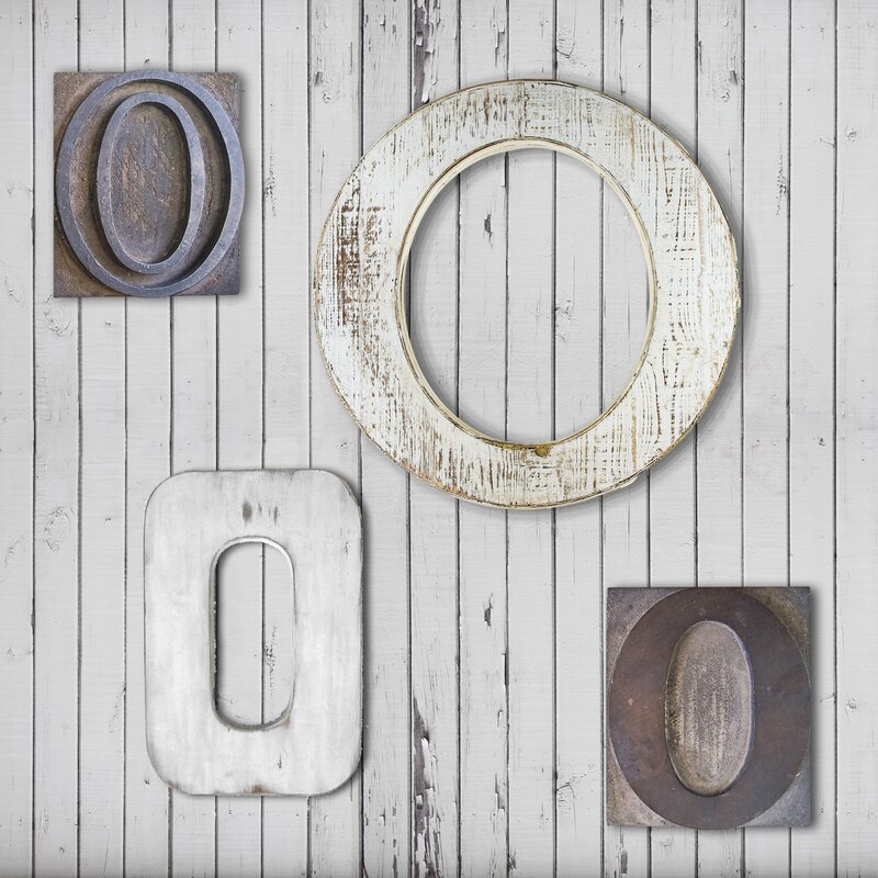 Wood Letter Hanging Initial Wall Décor