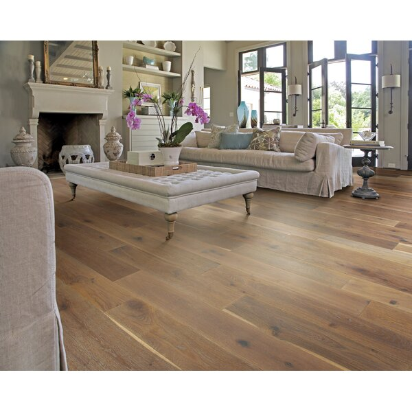 Scottsmoor Dunedin 7-1/2 Engineered Oak Hardwood F