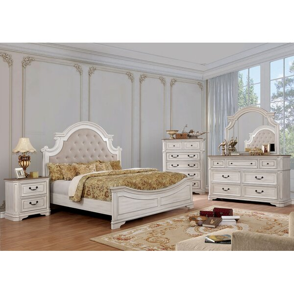 Montgomory Standard Configurable Bedroom Set by One Allium Way