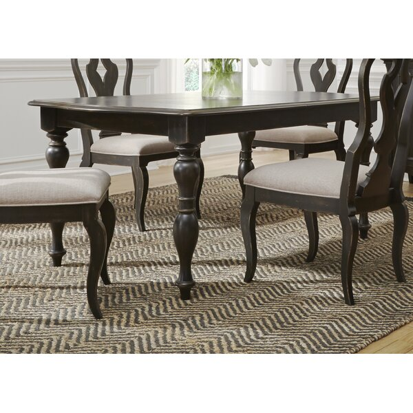Darya 5 Piece Extendable Solid Wood Dining Set by Darby Home Co