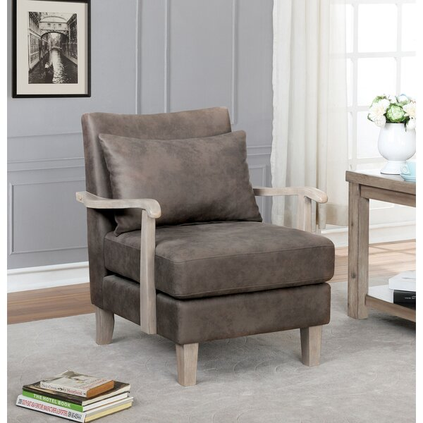 Duerr Armchair by Gracie Oaks