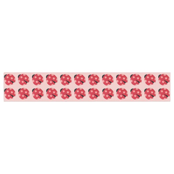 Jane Smith Seasons Spring Table Runner by East Urban Home