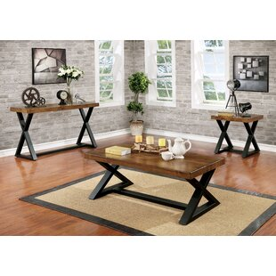 Coupon Stahl 3 Piece Coffee Table Set By 17 Stories